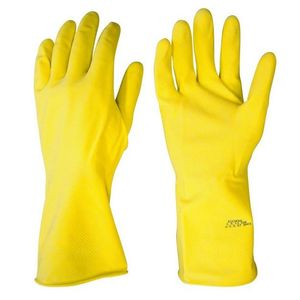 Luva-Latex-Eccofer-Amarela