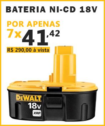 Bateria NI-CD 18V