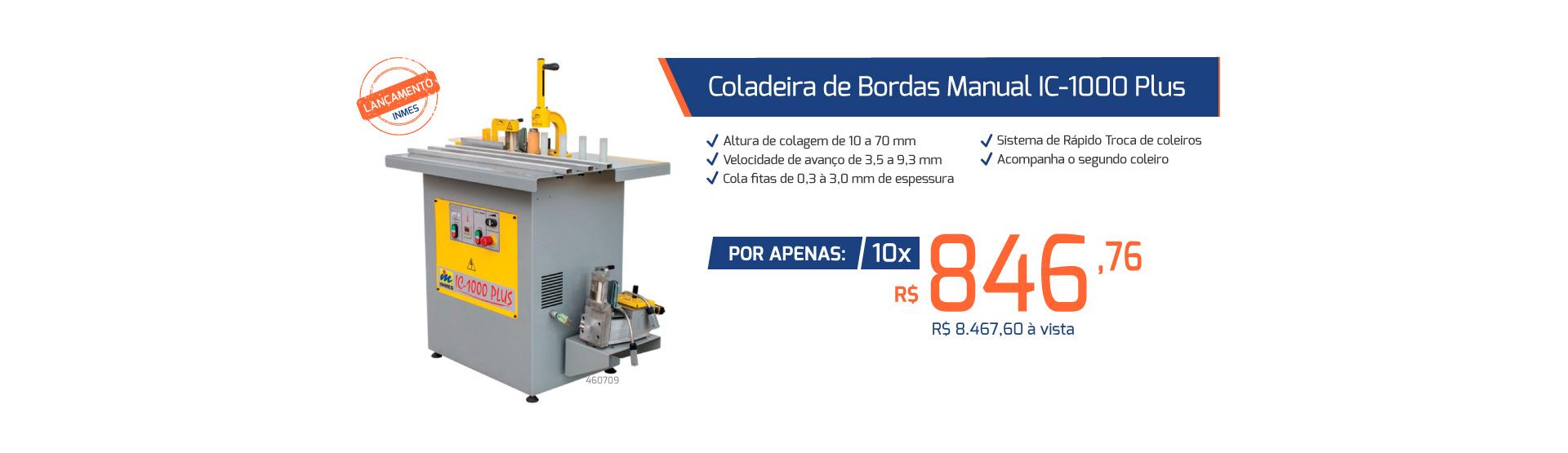 Coladeira IC-1000 plus