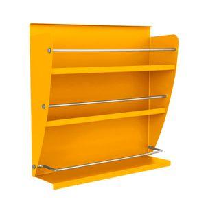 Porta-Condimentos-Amarelo