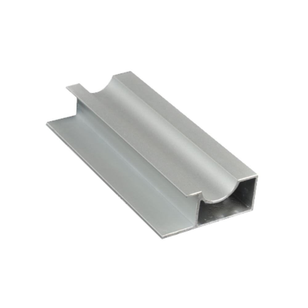 Perfil puxador para portas de correr gasometro - Perfil aluminio anodizado ...