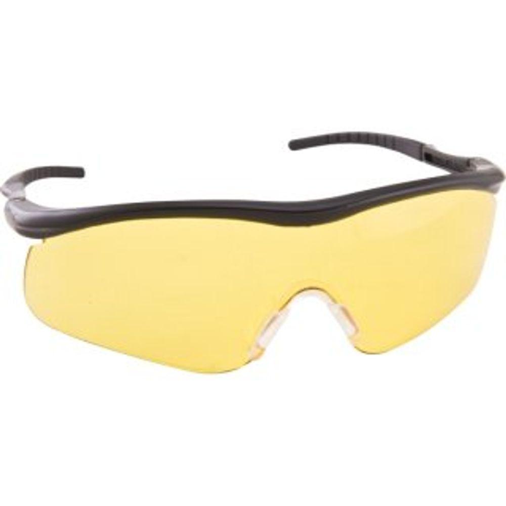 Óculos de Segurança Rottweiler Âmbar - Vonder cd406298ca