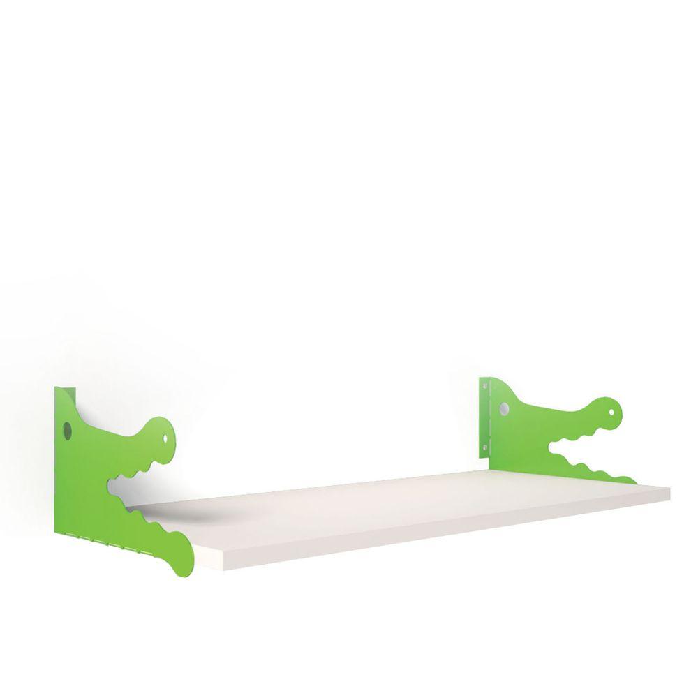 Suporte 20 cm Crocodilo Verde Escuro - Gasometro a8e59d157b