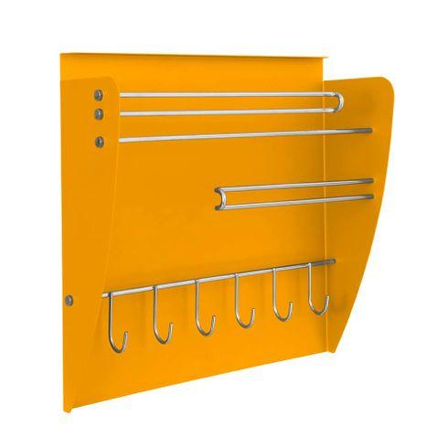 Porta-Rolos-Amarelo