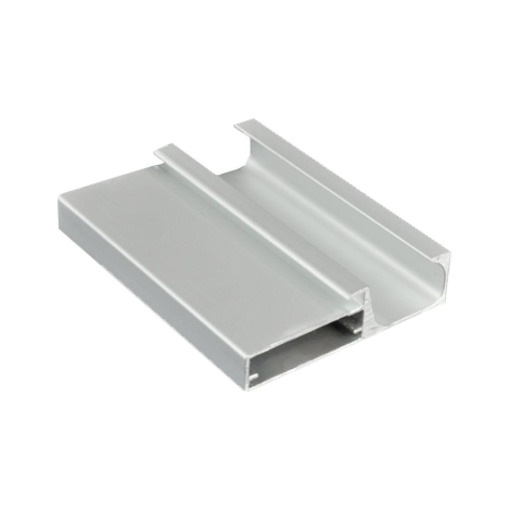 Perfil de alum nio para portas de correr gasometro - Perfil aluminio anodizado ...