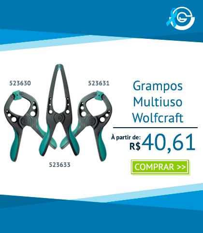 Grampos Wolfcraft