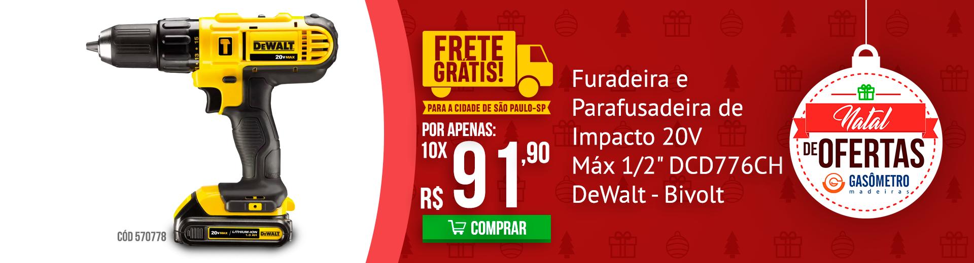 Paraf/Furadeira
