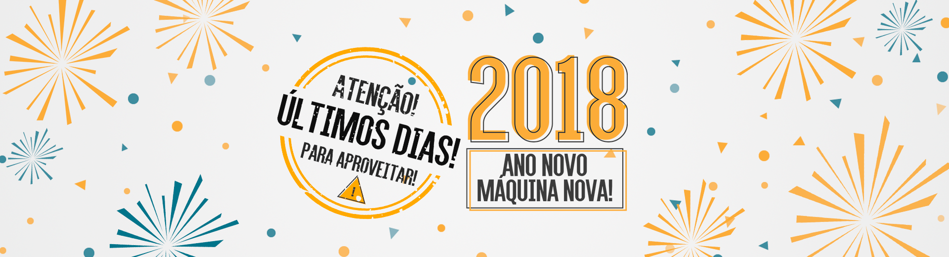 Ano Novo, Máquina Nova