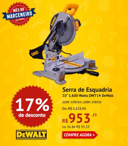 Serra Esquadria 17%OFF
