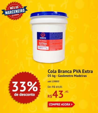 Cola Branca 33%OFF