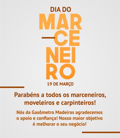 Mês do Marceneiro