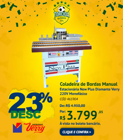 Coladeira Verry 23%OFF
