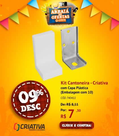 Kit Cantoneira Criativa