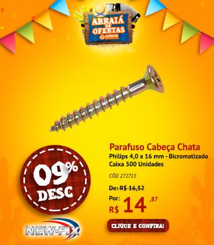 Caixa Paraduso c/ 500