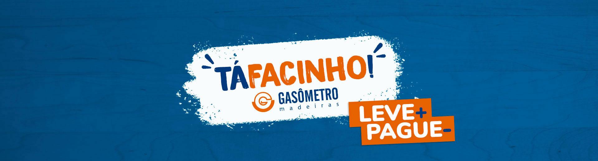 #TáFacinho!