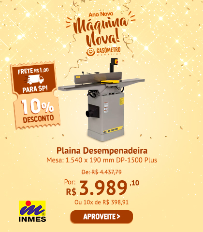 Plaina DP1500