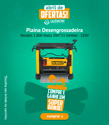 Plaina DW733