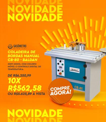 Coladeira CB-80 Baldan