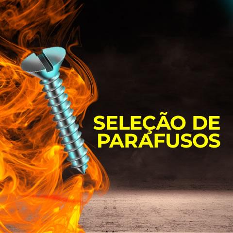 Banner Seleção de Parafusos