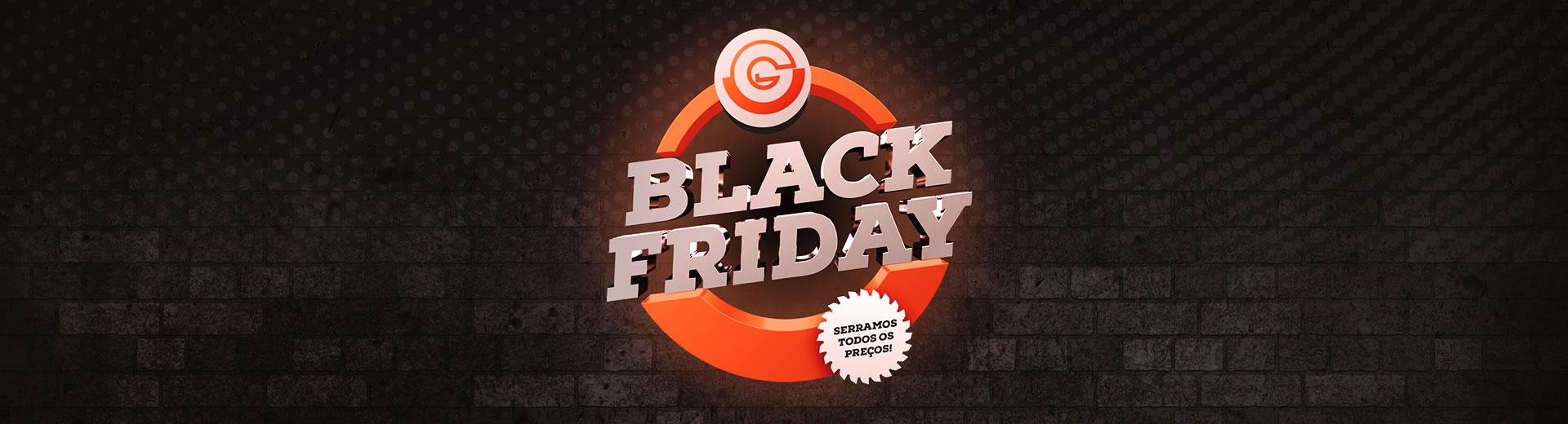 Full Banner Esquenta Black Friday